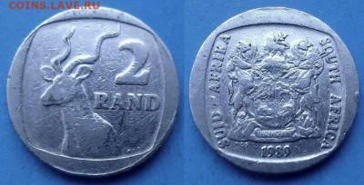 ЮАР - 2 ранда 1989 года до 11.06 - ЮАР 2 ранда, 1989