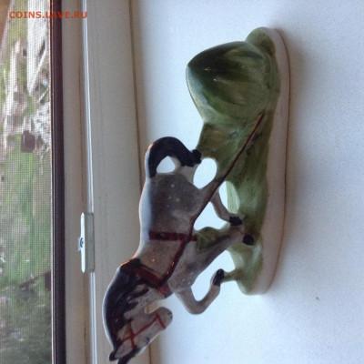"""Статуэтка """"Лошадь с сеном"""" до 12.06 - IMG_2769.JPG"""