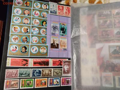 """Коллекция иностранных марок """"Выдающиеся личности"""" - IMG_20210608_203126_thumb"""