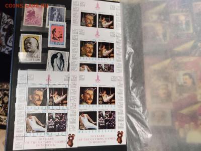 """Коллекция иностранных марок """"Выдающиеся личности"""" - IMG_20210608_203801_thumb"""