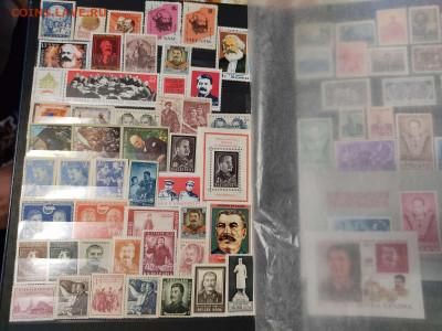 """Коллекция иностранных марок """"Выдающиеся личности"""" - IMG_20210608_203655_thumb"""