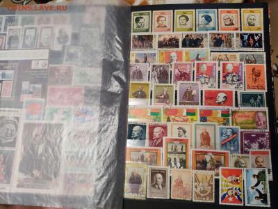 """Коллекция иностранных марок """"Выдающиеся личности"""" - IMG_20210608_203643_thumb"""