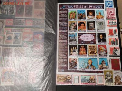 """Коллекция иностранных марок """"Выдающиеся личности"""" - IMG_20210608_203507_thumb"""