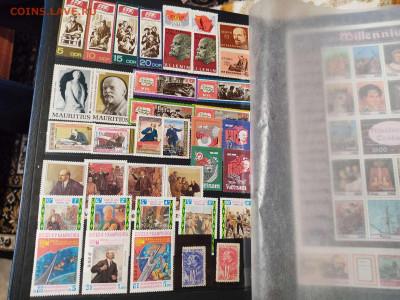 """Коллекция иностранных марок """"Выдающиеся личности"""" - IMG_20210608_203455_thumb"""