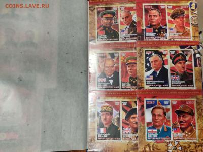 """Коллекция иностранных марок """"Выдающиеся личности"""" - IMG_20210608_204504_thumb"""