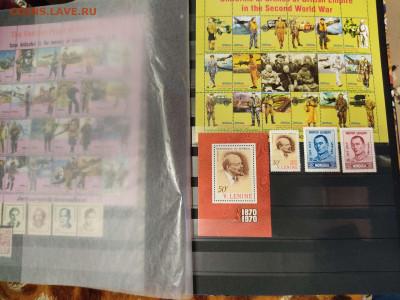 """Коллекция иностранных марок """"Выдающиеся личности"""" - IMG_20210608_204314_thumb"""
