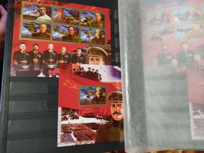"""Коллекция иностранных марок """"Выдающиеся личности"""" - IMG_20210608_203958_thumb"""