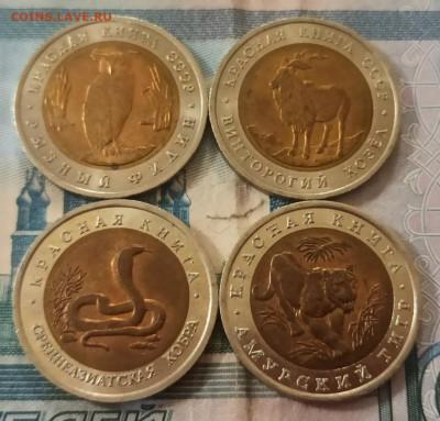 КК филин,кобра,тигр и козел 4 монеты одним лотом.До 22.07 - IMG-20210717-WA0020_1