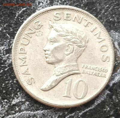 (АКЦИЯ) ФИЛИППИНЫ 10 сентимо 1967 с РУБЛЯ до 23.07.21 - IMG_20210720_130703__01