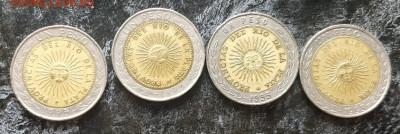 (АКЦИЯ) АРГЕНТИНА 1 песо * 4шт. (БИМ) с РУБЛЯ до 23.07.21 - IMG_20210720_131318__01