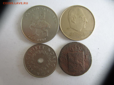 НОРВЕГИЯ 1 скилинг 1820 + бонусы до 26.07 в 22.00 мск - IMG_1987.JPG