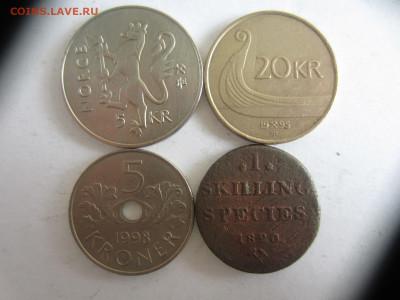 НОРВЕГИЯ 1 скилинг 1820 + бонусы до 26.07 в 22.00 мск - IMG_1986.JPG
