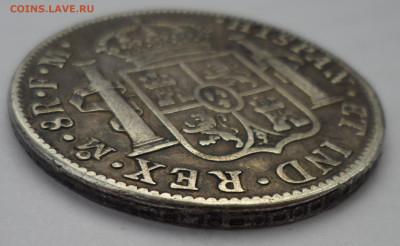 8 реалов 1801 года Мексика - SAM_1167.JPG
