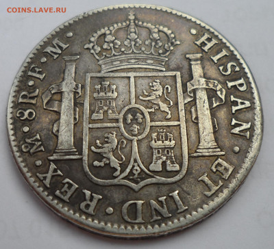 8 реалов 1801 года Мексика - SAM_1166.JPG