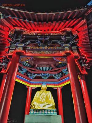 Где собираются коллекционеры в Элисте - Будда