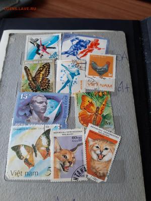 Блоки СССР, Польша, ГДР, марки разные - 20200215_151147