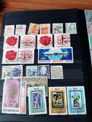 Блоки СССР, Польша, ГДР, марки разные - 20200215_150838