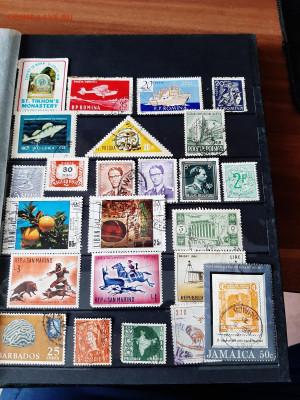 Блоки СССР, Польша, ГДР, марки разные - 20200215_150904