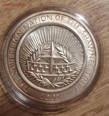 Монеты США. Вопросы и ответы - индеец 2