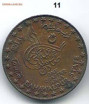 2 пайса, 1940 год. Медь. - Индийские княжества  11 реверс