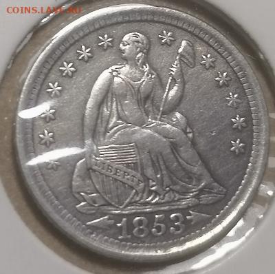 Монеты США. Вопросы и ответы - IMG_20210812_0115362