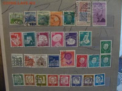 221 марка разных стран - DSC04946.JPG