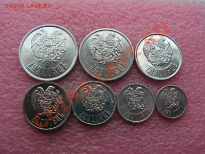 -Иностранных монет наборы- темус дополняемус - Армения 1994-110р (1).JPG