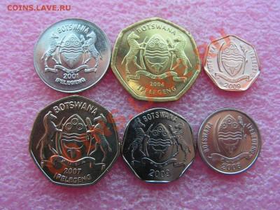 -Иностранных монет наборы- темус дополняемус - Ботсвана-200р (1).JPG