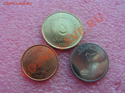 -Иностранных монет наборы- темус дополняемус - Афганистан 2005- 80р (1).JPG