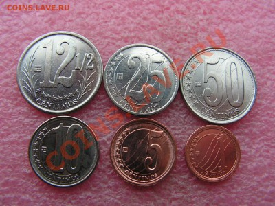 -Иностранных монет наборы- темус дополняемус - Венесуэла 2007-2009-100р.JPG