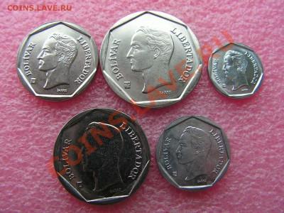 -Иностранных монет наборы- темус дополняемус - Венесуэла 2002-04-160р.JPG