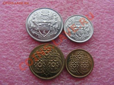 -Иностранных монет наборы- темус дополняемус - Гайана 1989-1991-70р (1).JPG