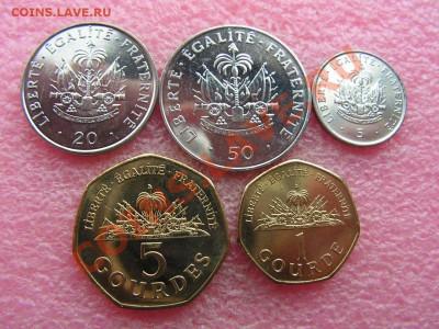 -Иностранных монет наборы- темус дополняемус - Гаити 1995-2009-250р (1).JPG