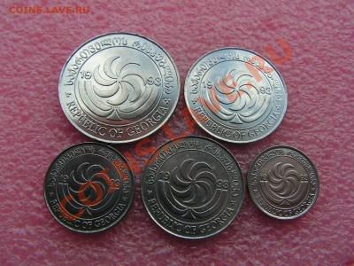 -Иностранных монет наборы- темус дополняемус - Грузия 1993- 80р (1).JPG