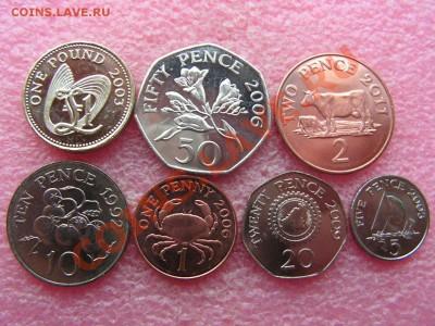 -Иностранных монет наборы- темус дополняемус - Гернси 2005-2010-300р.JPG
