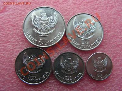 -Иностранных монет наборы- темус дополняемус - Индонезия-75р (1).JPG