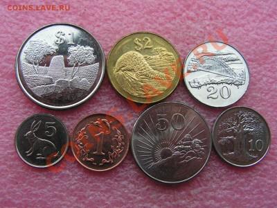-Иностранных монет наборы- темус дополняемус - Зимбабве-220р.JPG