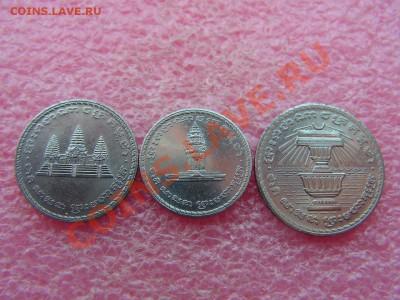 -Иностранных монет наборы- темус дополняемус - Камбоджа 1994-60р.JPG