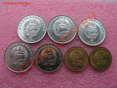 -Иностранных монет наборы- темус дополняемус - КНДР-техника-170р (1).JPG