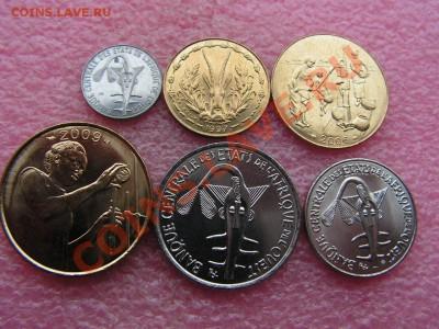-Иностранных монет наборы- темус дополняемус - КФА Запад 1982-2009-150р.JPG