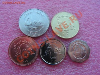 -Иностранных монет наборы- темус дополняемус - Ливан 1996-2009-110р.JPG