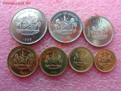 -Иностранных монет наборы- темус дополняемус - Лесото-240р (1).JPG