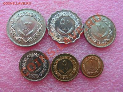 -Иностранных монет наборы- темус дополняемус - Ливия 1979-320р.JPG
