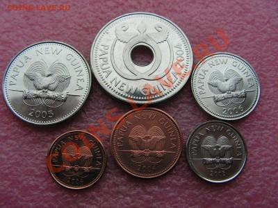 -Иностранных монет наборы- темус дополняемус - Папуа 2004-2006-260р (1).JPG