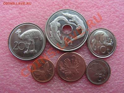 -Иностранных монет наборы- темус дополняемус - Папуа 2004-2006-260р.JPG