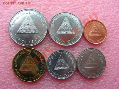 -Иностранных монет наборы- темус дополняемус - Никарагуа-300р (1).JPG