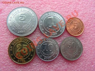-Иностранных монет наборы- темус дополняемус - Никарагуа-300р.JPG
