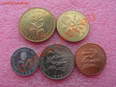 -Иностранных монет наборы- темус дополняемус - Руанда 1977-87-240р (1).JPG