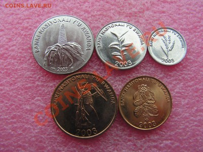 -Иностранных монет наборы- темус дополняемус - Руанда 2003-100р (1).JPG