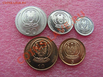 -Иностранных монет наборы- темус дополняемус - Руанда 2003-100р.JPG